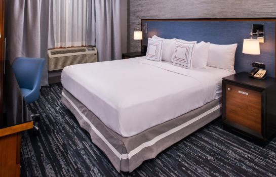 Chambre Fairfield Inn & Suites New York Manhattan/Times Square