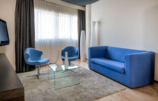 Double room (standard) NH Madrid Las Tablas