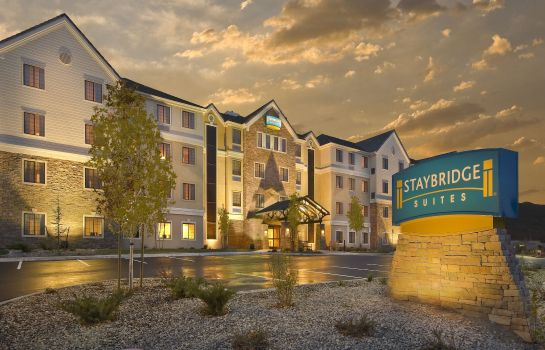 Buitenaanzicht Staybridge Suites RENO