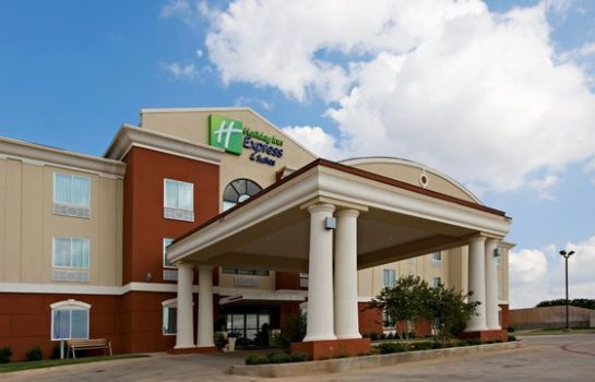 Außenansicht Holiday Inn Express & Suites SNYDER