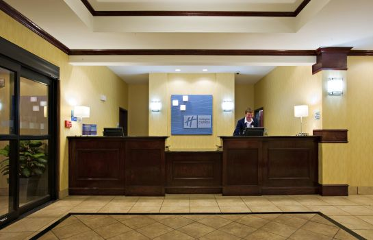 Hotelhalle Holiday Inn Express & Suites SNYDER