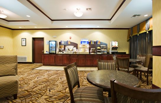 Restaurant Holiday Inn Express & Suites SNYDER