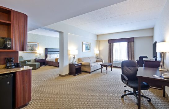 Suite Holiday Inn Express & Suites OTTAWA AIRPORT