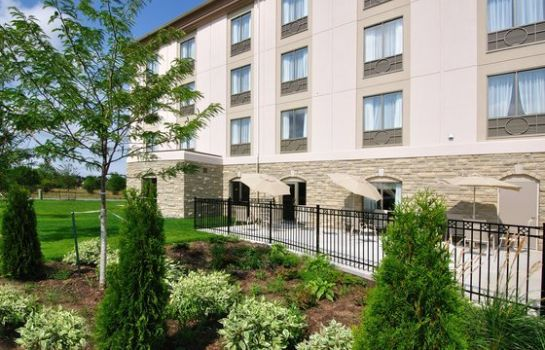Info Holiday Inn Express & Suites OTTAWA AIRPORT