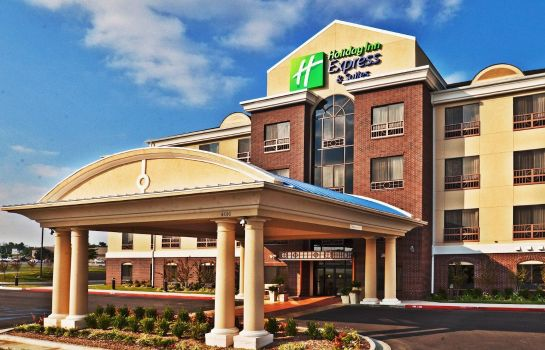 Außenansicht Holiday Inn Express & Suites BARTLESVILLE