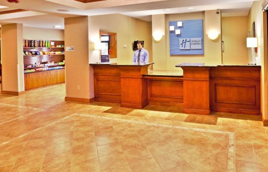 Hol hotelowy Holiday Inn Express & Suites BARTLESVILLE