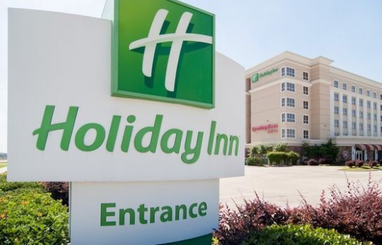 Außenansicht Holiday Inn BATON ROUGE COLLEGE DRIVE I-10