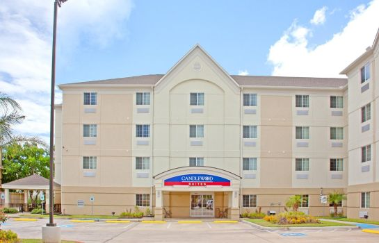 Buitenaanzicht Candlewood Suites HOUSTON MEDICAL CENTER