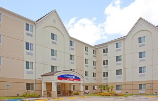 Außenansicht Candlewood Suites HOUSTON MEDICAL CENTER