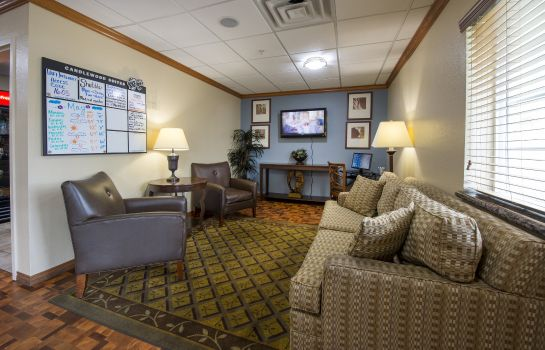 Hotelhalle Candlewood Suites HOUSTON MEDICAL CENTER