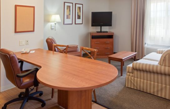 Suite Candlewood Suites HOUSTON MEDICAL CENTER