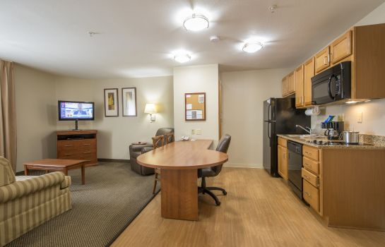 Zimmer Candlewood Suites HOUSTON MEDICAL CENTER