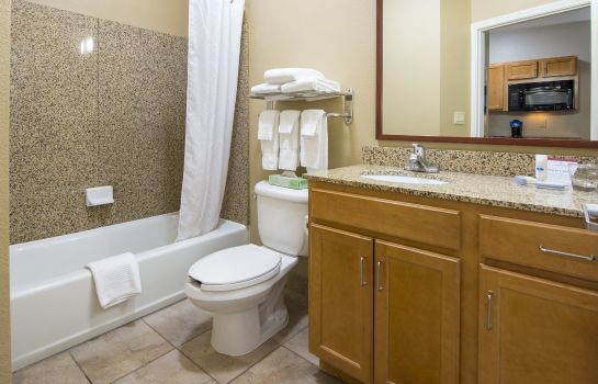 Kamers Candlewood Suites HOUSTON MEDICAL CENTER