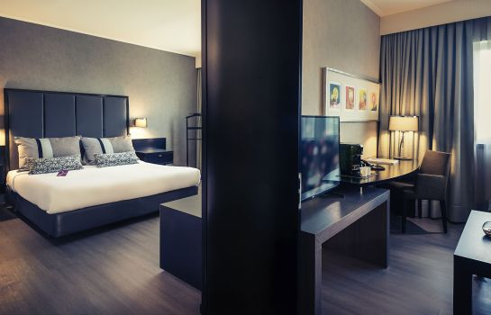 Suite junior Mercure Santiago Centro
