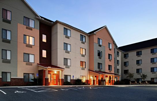 Exterior view TownePlace Suites Harrisburg Hershey