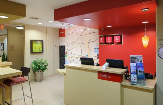Lobby TownePlace Suites Harrisburg Hershey