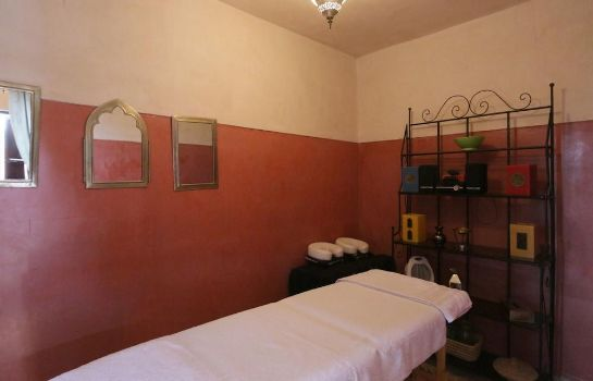 Massage room Riad Pachavana