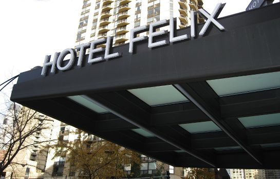 Picture Hotel Felix Chicago