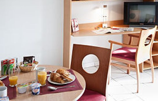 Zimmer Sejours et Affaires Annecy Apparthotel