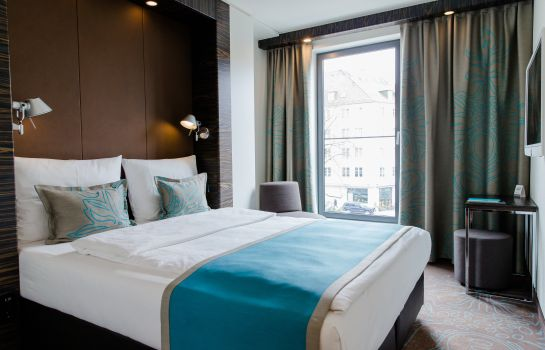 Single room (standard) Motel One Sendlinger Tor