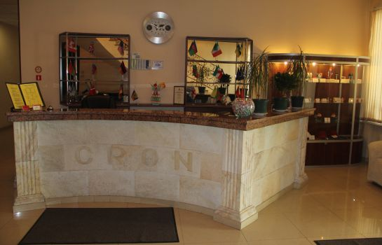 Reception Cron Hotel