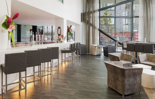 Hotel bar Crowne Plaza MANCHESTER CITY CENTRE