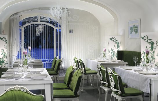 Ristorante Villa Le Maschere Small Luxury Hotels