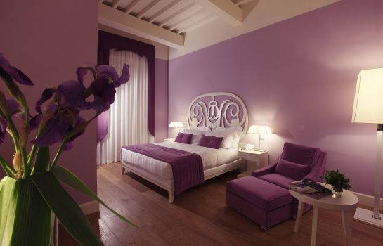 Camera Villa Le Maschere Small Luxury Hotels