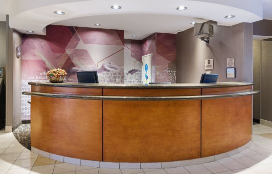 Hotelhalle SpringHill Suites Denver Airport