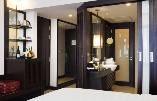 Badezimmer Novotel Ha Long Bay