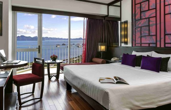 Zimmer Novotel Ha Long Bay