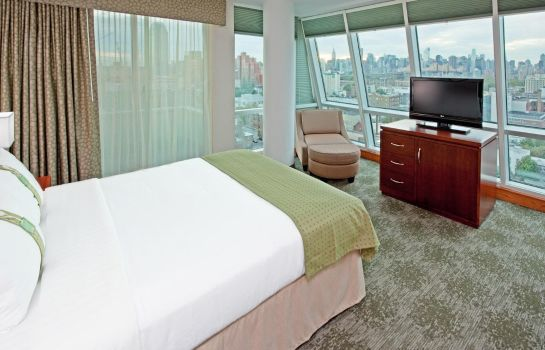 Chambre Holiday Inn L.I. CITY-MANHATTAN VIEW