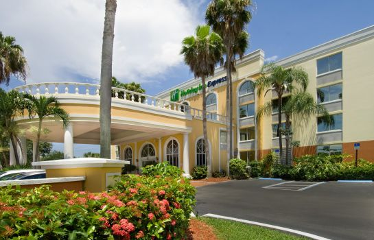 Buitenaanzicht Holiday Inn Express MIAMI AIRPORT DORAL AREA