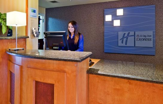 Hotelhalle Holiday Inn Express MIAMI AIRPORT DORAL AREA