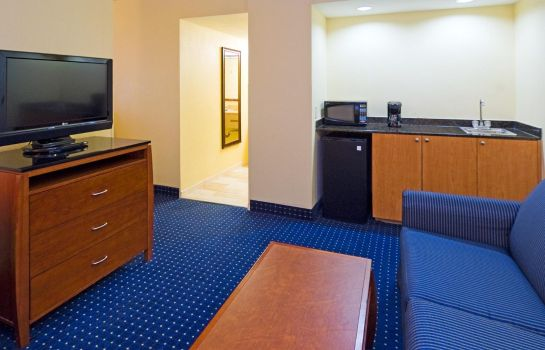 Suite Holiday Inn Express MIAMI AIRPORT DORAL AREA