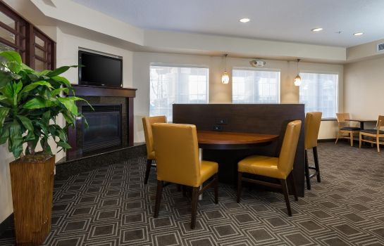 Hotelhalle TownePlace Suites Boise Downtown/University