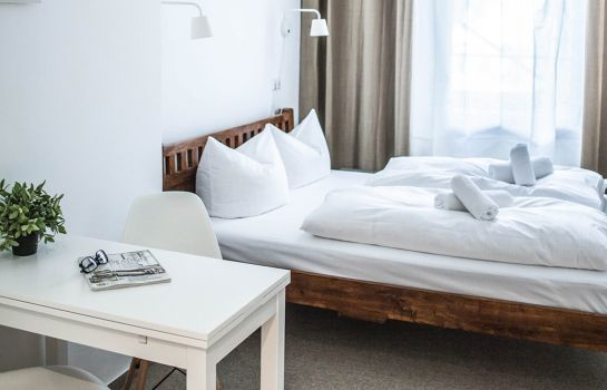 Chambre double (confort) Absolut Berlin Pension & Apartments