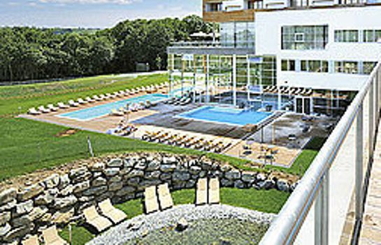 Terrasse Falkensteiner Therme & Golf Hotel Bad Waltersdorf