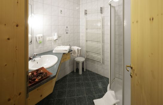 Bagno in camera Hotel OASIS Loipersdorf
