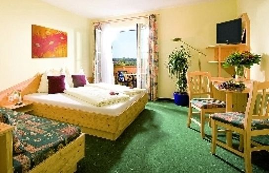 Chambre double (standard) Hotel OASIS Loipersdorf