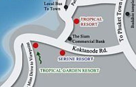 Information TROPICAL RESORT