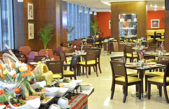 Restaurant Marriott Executive Apartments Manama Bahrain