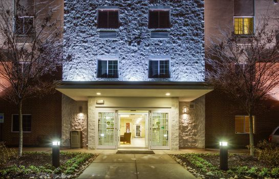 Außenansicht Candlewood Suites RICHMOND AIRPORT