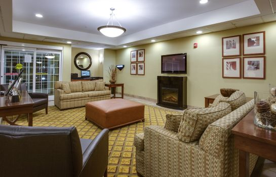 Hotelhalle Candlewood Suites RICHMOND AIRPORT