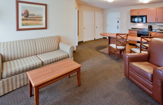 Zimmer Candlewood Suites RICHMOND AIRPORT