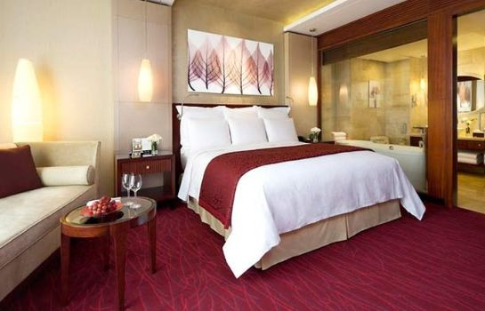 Zimmer Beijing Marriott Hotel Northeast