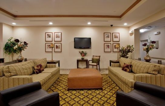 Hotelhalle Candlewood Suites NORFOLK AIRPORT