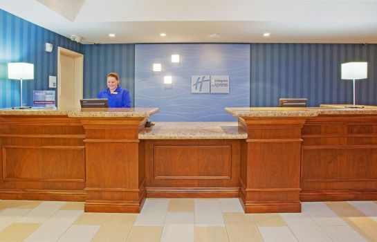 Hol hotelowy Holiday Inn Express & Suites SANTA CRUZ