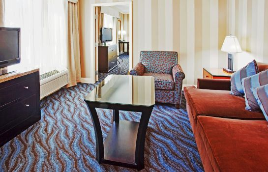 Suite Holiday Inn Express & Suites SANTA CRUZ