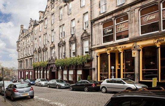 Exterior view Fraser Suites Edinburgh
